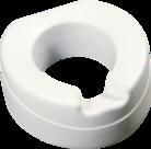 Thuasne-toiletverhoger-zacht-(grijs)