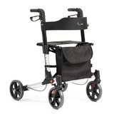 MultiMotion rollator Double - Zilver_7