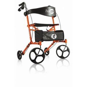 Rollator Hugo-zeer compact opvouwbaar - AANBIEDING: Van 186,95 Euro voor 139,00 Euro!