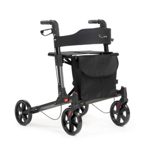 MultiMotion rollator Double - Antraciet