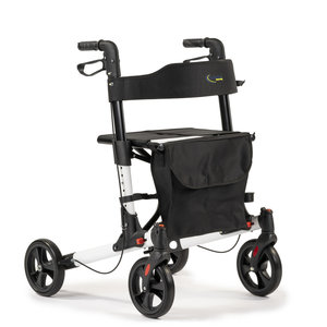 MultiMotion rollator Double - Wit