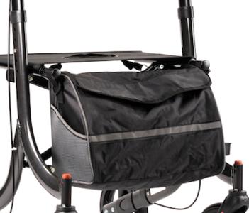 Luxe grotere tas voor rollator Double en Light van MultiMotion